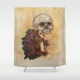 Hello, My Old Friend Shower Curtain