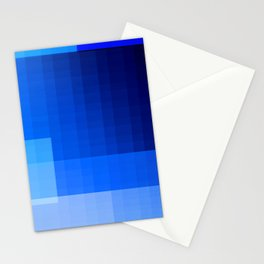 must be blue Stationery Cards