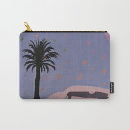 Autumnal Air around the Palm Tree Carry-All Pouch