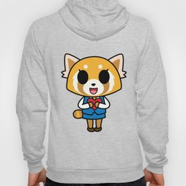 Aggretsuko Loves You! Hoody