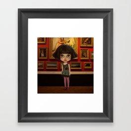 LDN TRYP ERREGIO Framed Art Print
