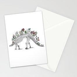 Stego-flora-saurus Stationery Cards