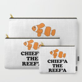 Chief'a the Reef'a Carry-All Pouch