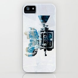 Filmmaking in the City iPhone Case