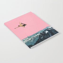 Higher Than Mountains Notebook