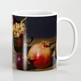 Fruit Bowl Arrangement Coffee Mug
