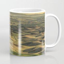Shades of the Palouse Coffee Mug