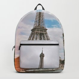 From Paris, With Love Backpack