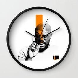 Isaac Wall Clock