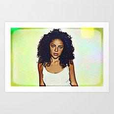 Mapei Art Print