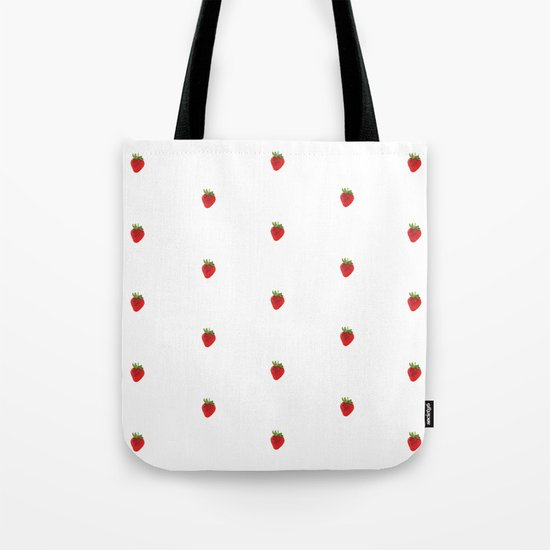 Earth Berry Tote Bag