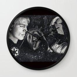 Anakin/Darth Vader Wall Clock