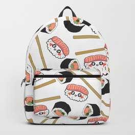 Chopsticks Sashimi Backpack