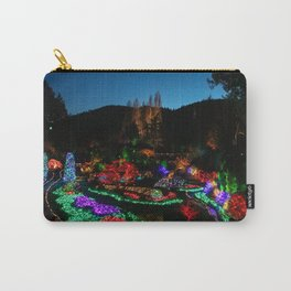 Butchart Christmas Carry-All Pouch
