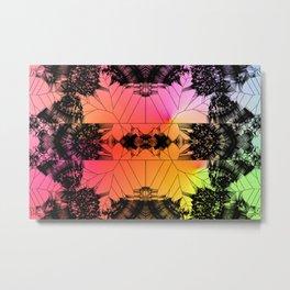 Colorandblack serie 141 Metal Print