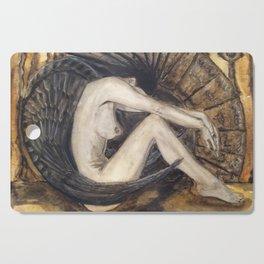 Angel of Sorrow Cutting Board