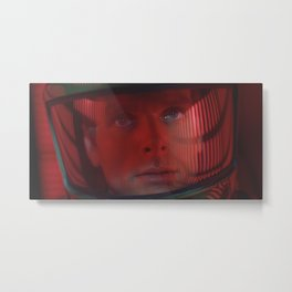 2001: A Space Odyssey Metal Print