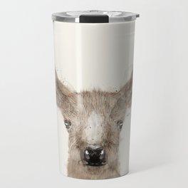 little deer fawn Travel Mug