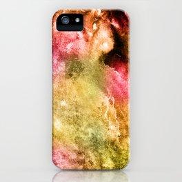 Swirling magic iPhone Case