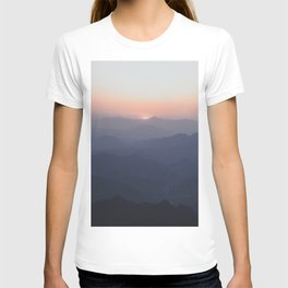The Great Wall of China III T-shirt