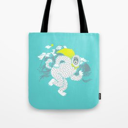 Save the Yeti Tote Bag
