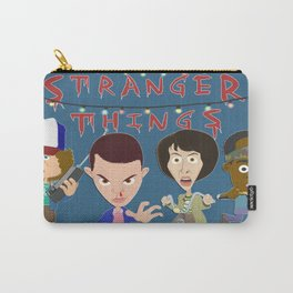 STRANGER THINGSS Carry-All Pouch