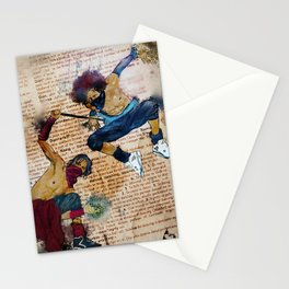 Define Dance Stationery Cards
