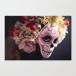 April Blossom Detail Canvas Print