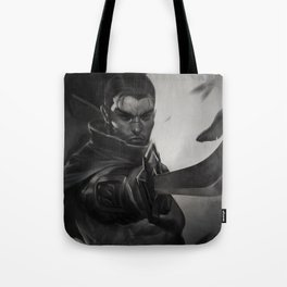 Yasuo Promo League of Legends Artwork Wallpaper lol Tote Bag