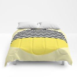 Moiety Yellow Comforters