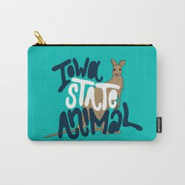Iowa State Animal Carry-All Pouch