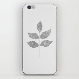 Ash Leaf iPhone Skin