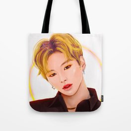 Kang Daniel Tote Bag