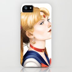In the Name of the Moon iPhone (5, 5s) Slim Case