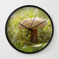 lawyer Wall Clocks featuring Sparkling lights  by UtArt