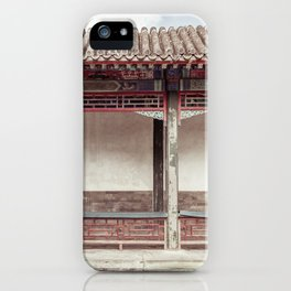 Mysterious East iPhone Case
