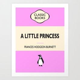 A Little Princess Art Print