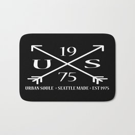 US Arrow Logo Bath Mat
