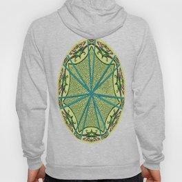 Mandala in florals Hoody