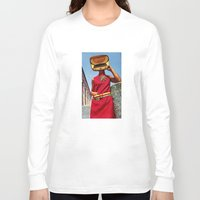radio Long Sleeve T-shirts featuring Fashion Radio by SZILVIO KOLLÁZS