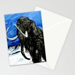 Old Winter Veteran Stationery Cards
