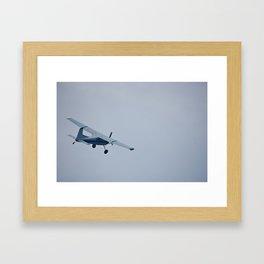 Low-Flyer Framed Art Print