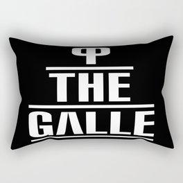 P the GALLE Rectangular Pillow