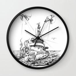 QUALIFIER 105 Wall Clock