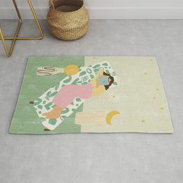 Shoot For The Stars Rug