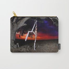 Nude with Silks Carry-All Pouch