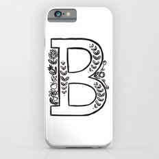 B is for iPhone 6s Slim Case