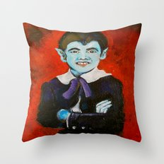 The Munsters Eddie Munster Throw Pillow