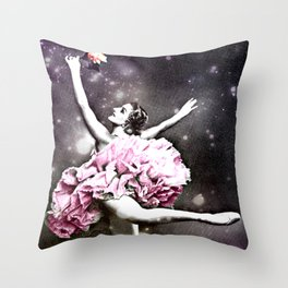 in seventh heaven Throw Pillow
