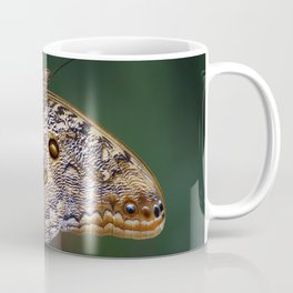 Perfection of a Sleeping Butterfly Coffee Mug